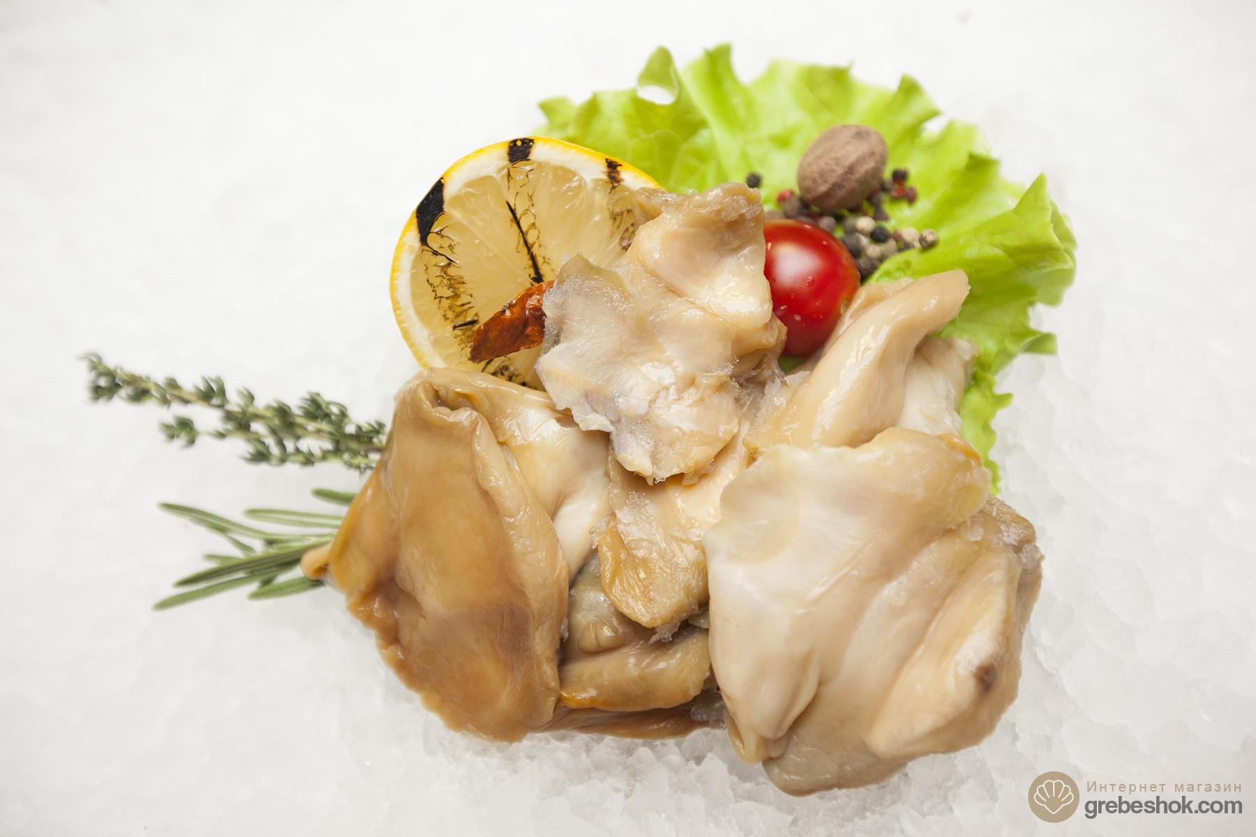 Как готовить рапанов в домашних условиях фото пошагово в