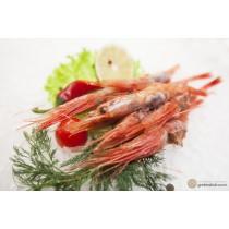 Креветка Северная Нанбан, свежемороженая, 1 кг