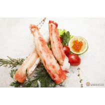 Мясо камчатского краба первая  фаланга, Экстра, 1 кг
